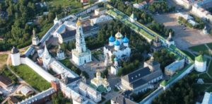 St.Sergius Monastery Tour