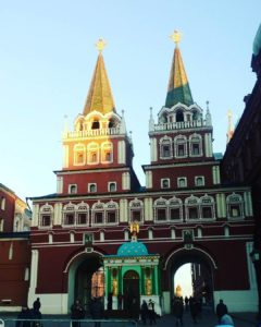 Short Tour for Transit Passengers in Moscow