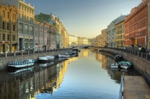 Moscow and St. Petersburg tour