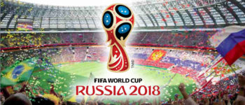 World FIFA Cup in Russia